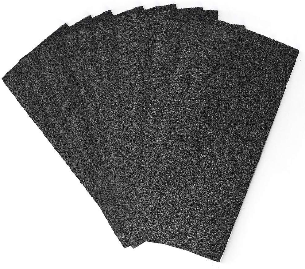 Dry Wet Sandpaper Sheets Silicon Carbide Sandpaper for Metal Sanding