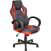 Coavas Office High Back PU Leather Computer Gaming Chair