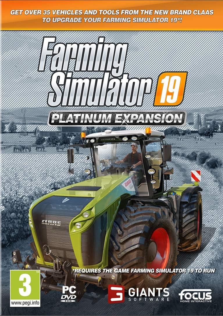Farming Simulator 19 - Platinum Expansion