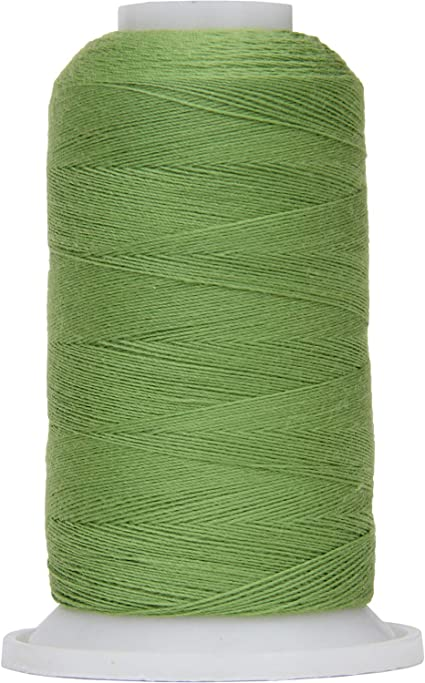 No Threadart Polyester Machine Embroidery Thread By the Spool 1000M Shamrock 218 220 Colors Available
