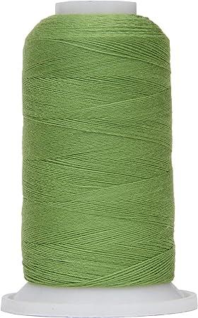 600m Threadart Polyester All-Purpose Sewing Thread Aquamarine 50S//3