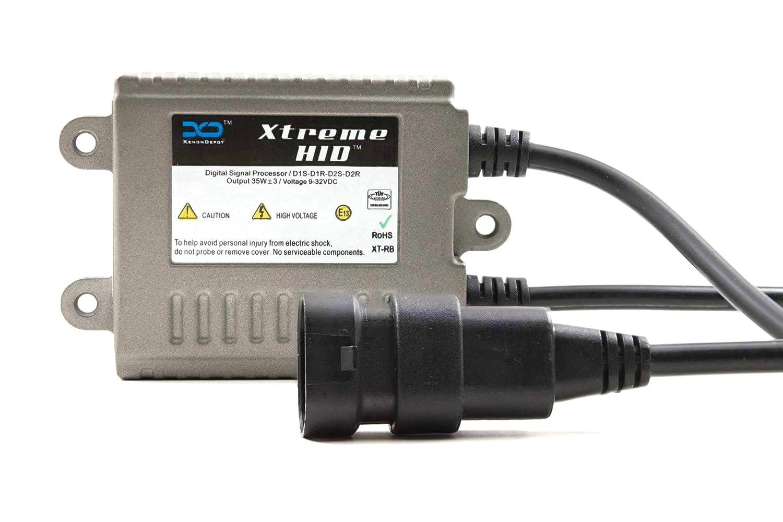 Single Xenon Depot 35w XTR HID Ballast