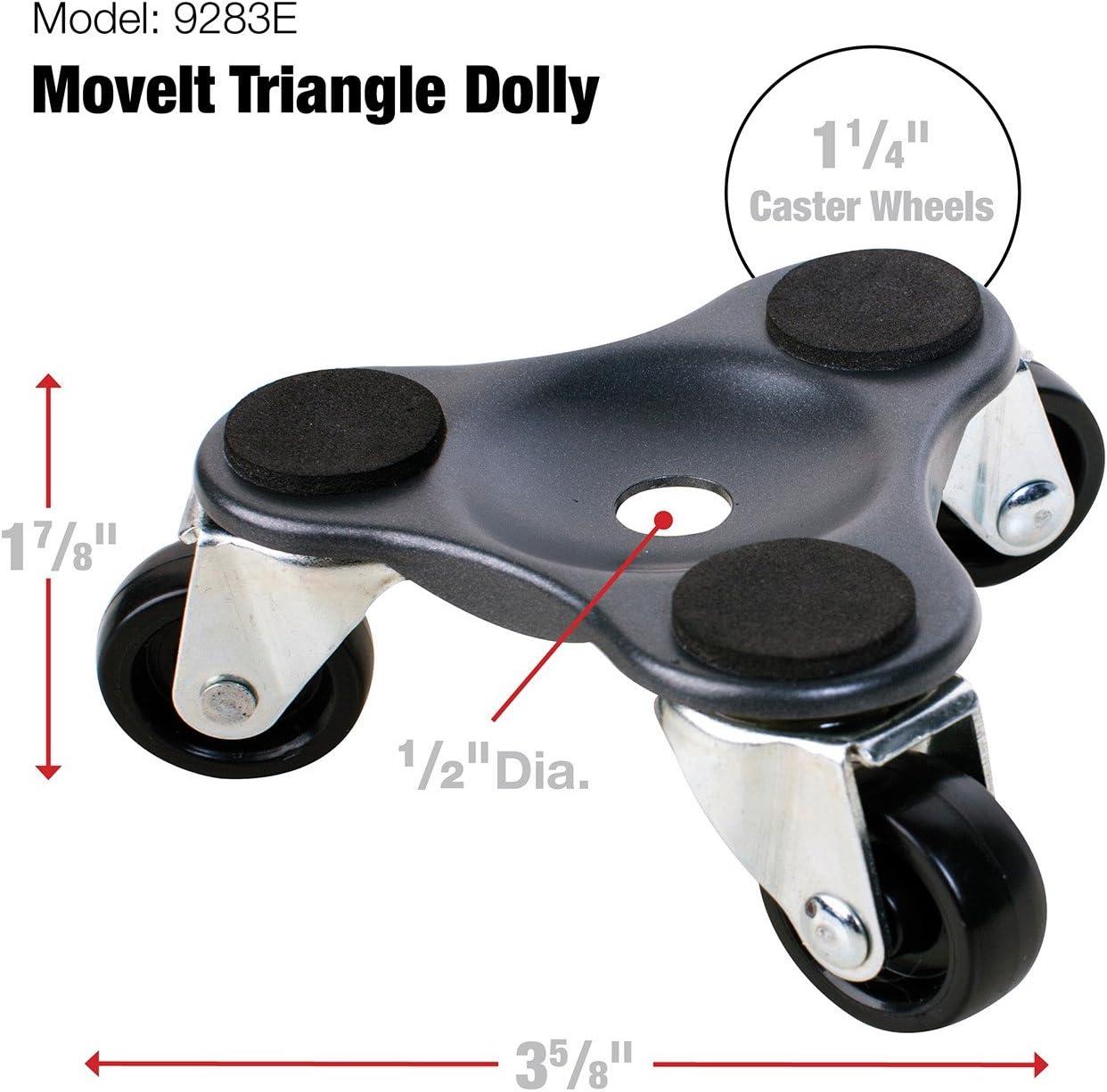 Move-It 9283 Tri-Dolly Stahl 90,7 kg Tragkraft