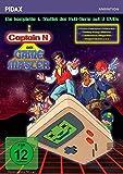 Captain N: Der Game Master, Staffel 1 / Die komplette 1. Staffel der Kultserie (Pidax Animation) [2 DVDs]
