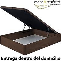 marckonfort Canapé abatible 90X190 de Gran Capacidad