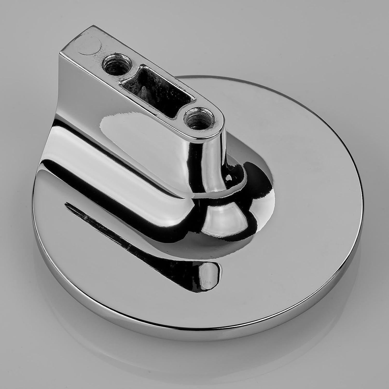 5 x M/öbelknopf EK11 /Ø 20 x 23 mm echt Edelstahl Schrankkn/öpfe K/üchenknopf Schubladenknopf von Junker Design