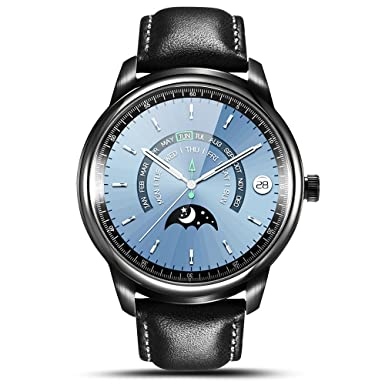 Lemfo reloj inteligente, LEM1 Pro 1.33 pulgadas Buletooth SUPER SLIM reloj inteligente apoyo para Android