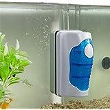Fish Tank Floating Aquarium Magnetic Glass Algae Scrubber Cleaner Brush Tool