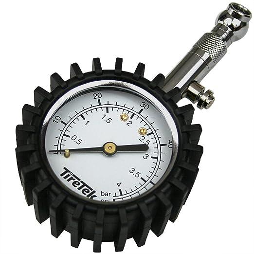 70 opinioni per TireTek Premium-Manometro pressione pneumatici con quadrante
