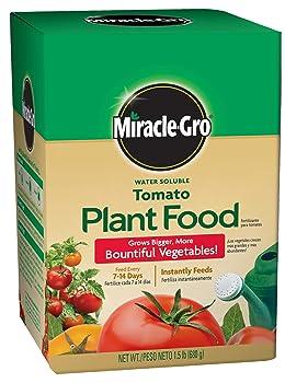 Miracle-Gro Tomato Fertilizer