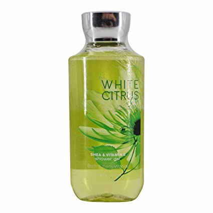 Bath and Body Works 2 Pack White Citrus Shower Gel 10 Oz.