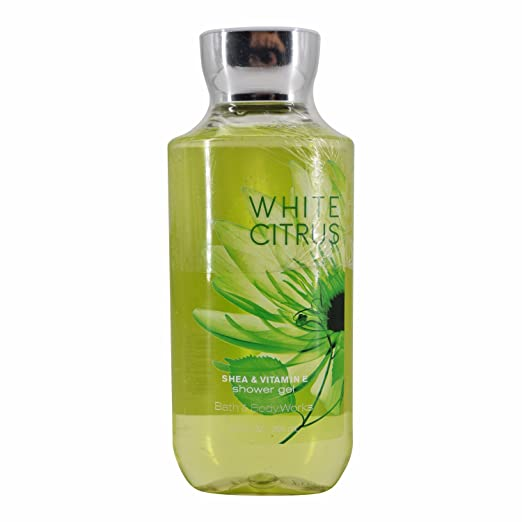 Bath & Body Works, Signature Collection Shower Gel, White Citrus, 10 Ounce