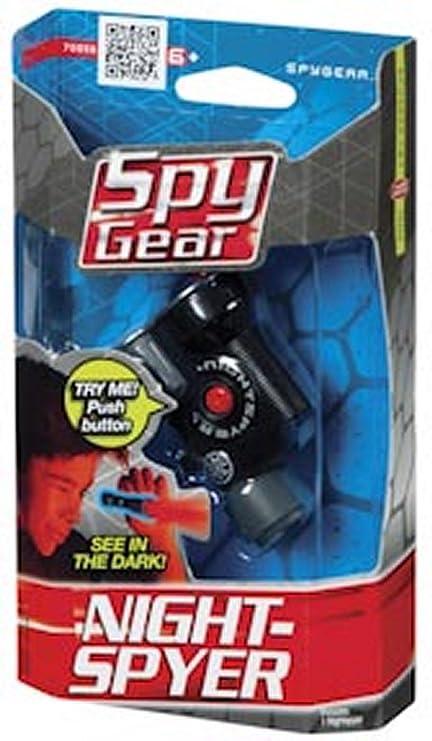 Accesorio de disfraz espía (6 años): Amazon.es: Juguetes y juegos