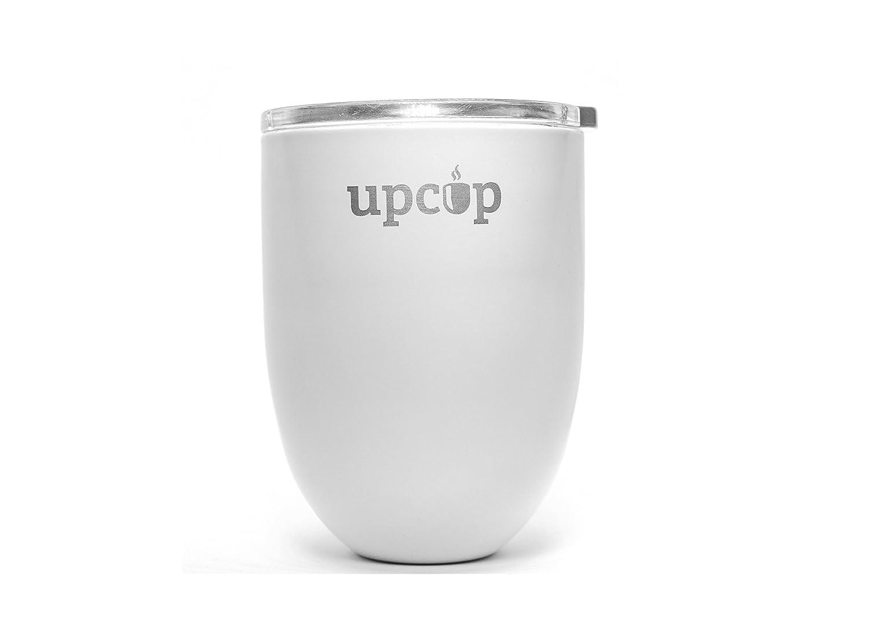 Tazza termica UpCup – Tazza da viaggio – Mug termica riutilizzabile - Tazza caffè - Tiene il caffè caldo per ore (Rosa) First Option Products