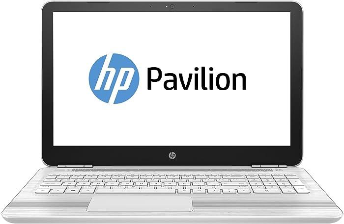 HP Pavilion Touchscreen Notebook 15-au091nr 15.6-in i5-6200U 6GB 1TB HD Graphics 520 Windows 10