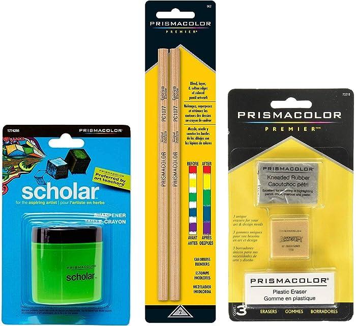 Top 9 Prismacolor Scholar Blender Pencil