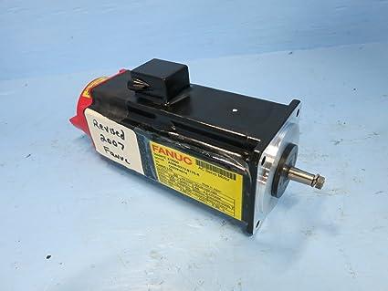Fanuc A06B-0373-B175-R 3000 RPM 3PH AC Servo Motor