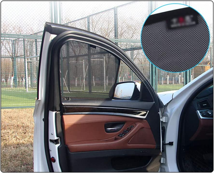 Psler Auto Magnetische Sonnenschutz f/ür Seitenfenster Heckscheibe f/ür T5 Multivan 2007-2014
