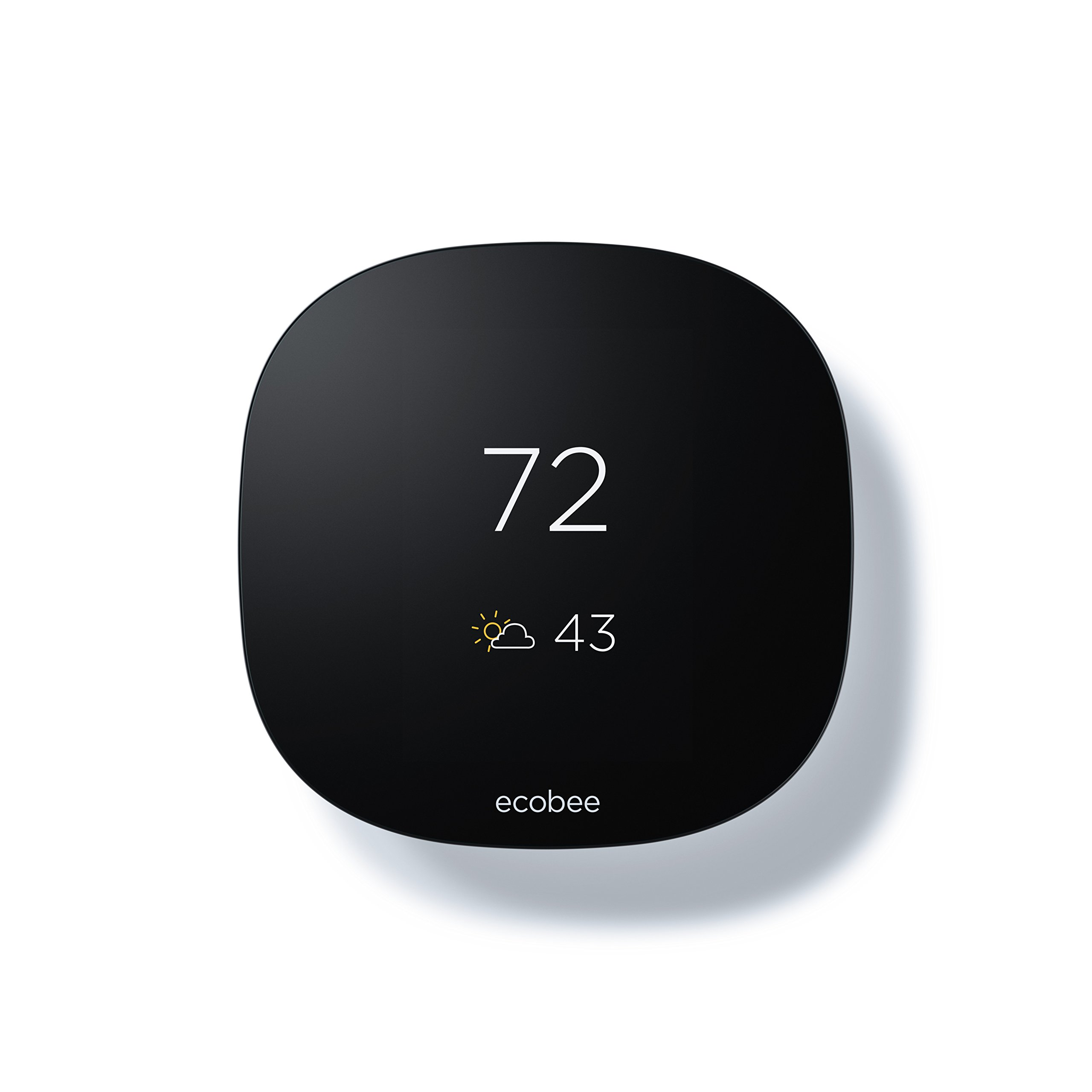 Ecobee3 Lite Thermostat, Wi-Fi, Works with Amazon Alexa by ecobee (Image #3)