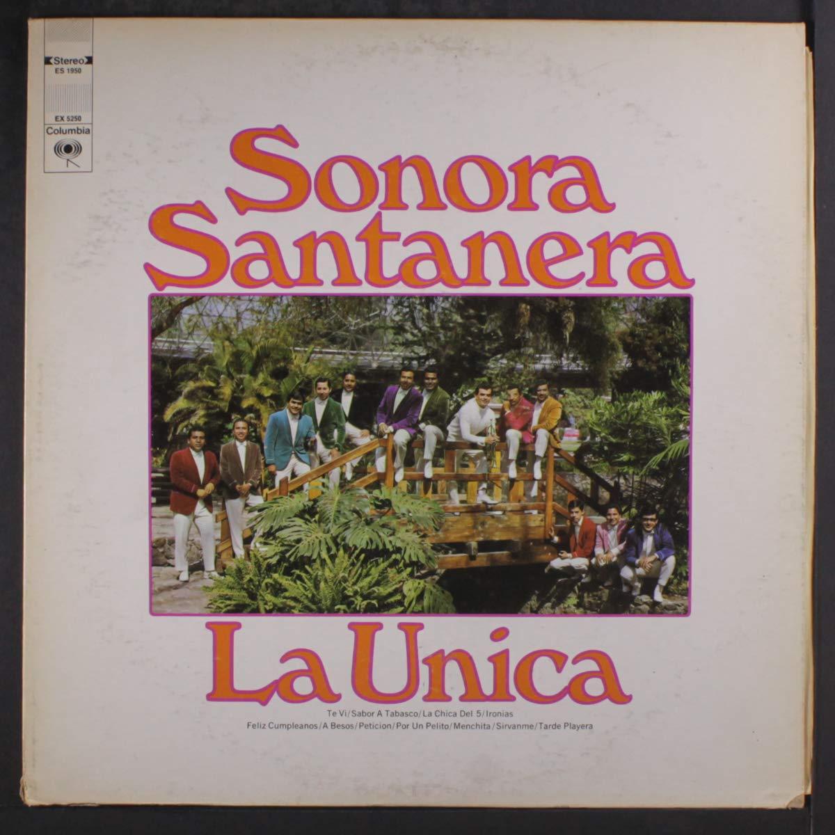 SONORA SANTANERA - la unica LP - Amazon.com Music