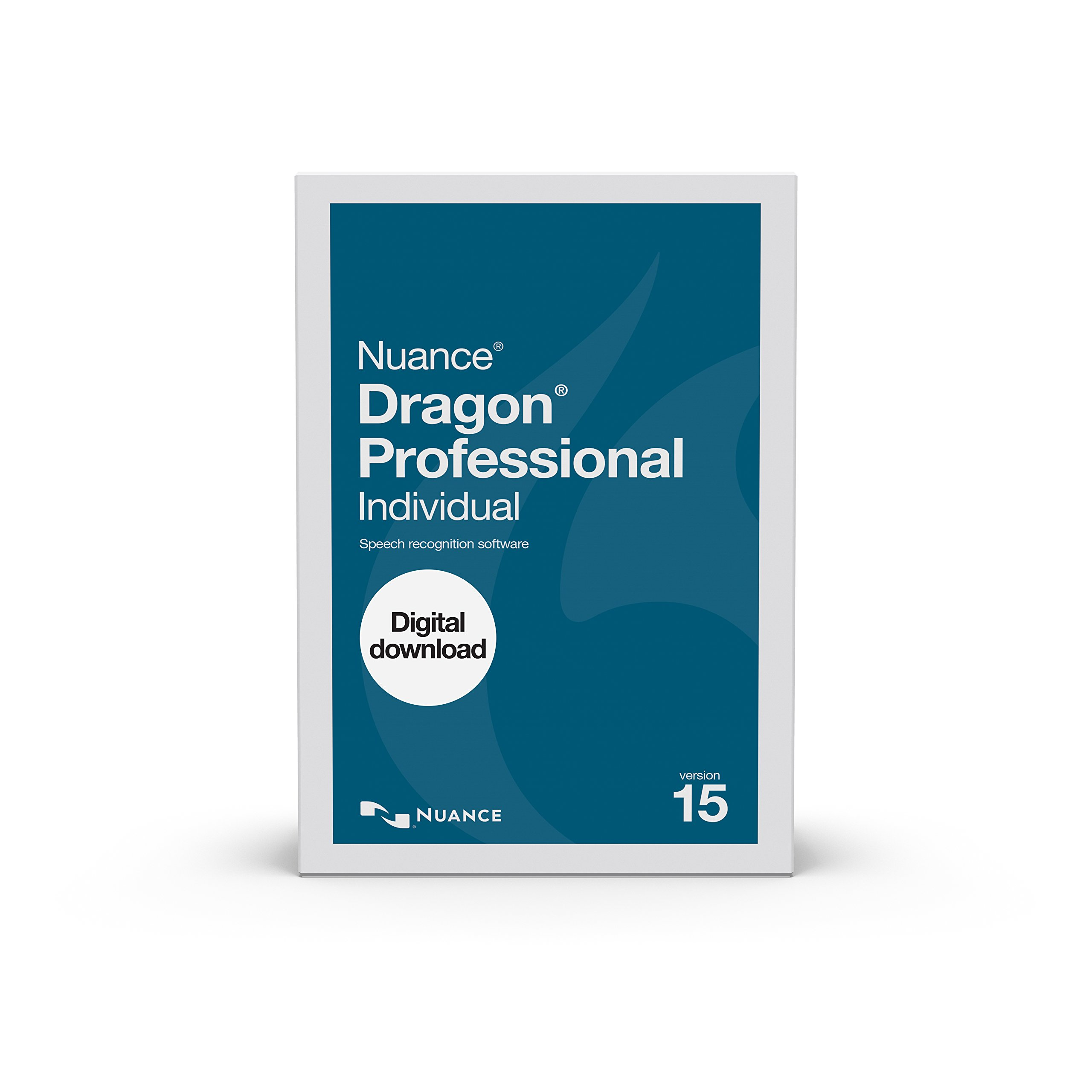 Dragon Professional Individual 15.0, Academic [PC Download] by Nuance Dragon