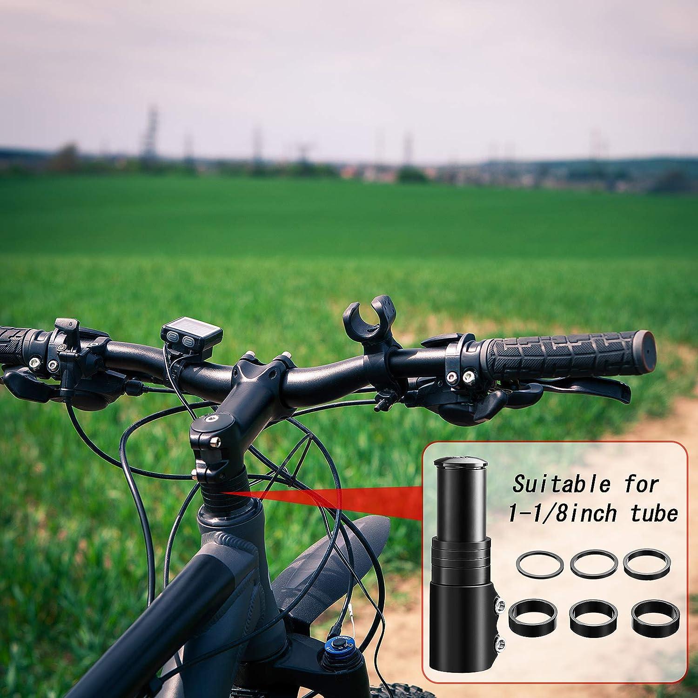 Bike Handlebar Riser Bicycle Handlebar Raiser Head Up Adapter ...