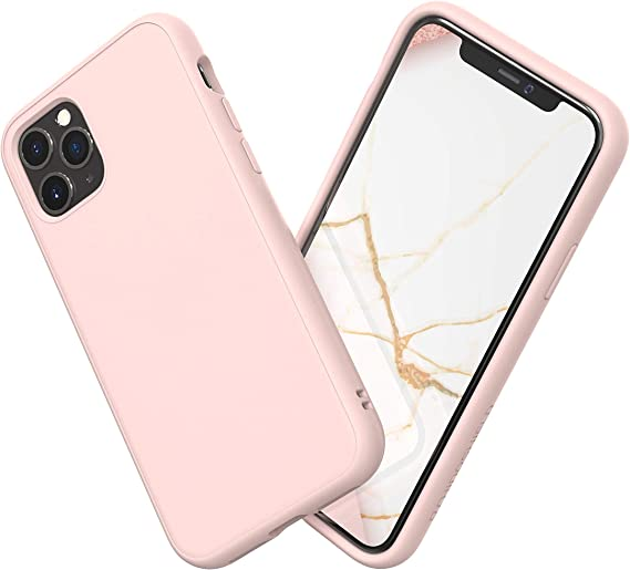 Amazon Com Rhinoshield Case Compatible With Iphone 11 Pro Max Solidsuit Shock Absorbent Slim Design Protective Cover With Premium Matte Finish 3 5m 11ft Drop Protection Blush Pink