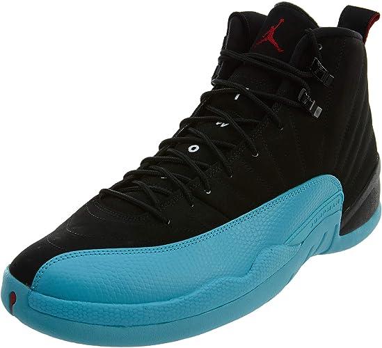 AIR Jordan 12 Retro 'Gamma Blue' - 130690-027 - Size 10.5-UK ...