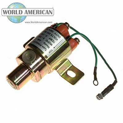 World American WAKN68237 Solenoid Shift Valve: Automotive
