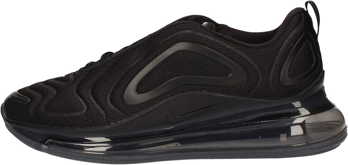Nike Damen WMNS Air Max 720 Sneaker, Schwarz (Black Ar9293