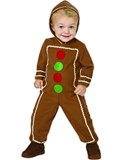 shrek s gingy deluxe costume for kids amazon co uk clothing child gingerbread man