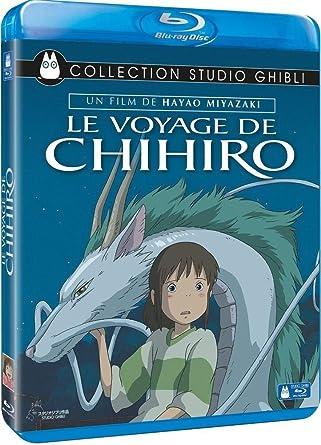 Le Voyage de Chihiro - Bluray