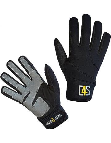 Dry Fashion Protection Gants de voile 5 doigts courts