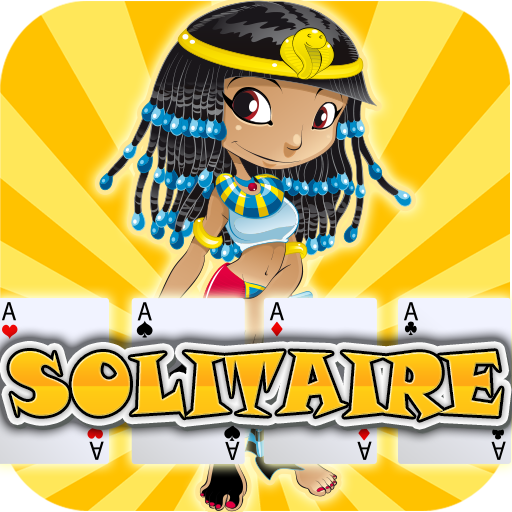 Cleopatra Dream Solitaire Free Games for Kindle Fire HD Best Offline Free Solitaire Games for Kindle 2015 Unique Solitaire Classic Original Cards Games