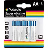 Polaroid Super Alkaline Batteries Super AA - 4/ Pack