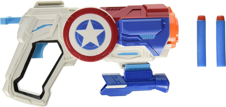 Marvel The Avengers Endgame Captain America Licensed 1.25 Inch Button 87317