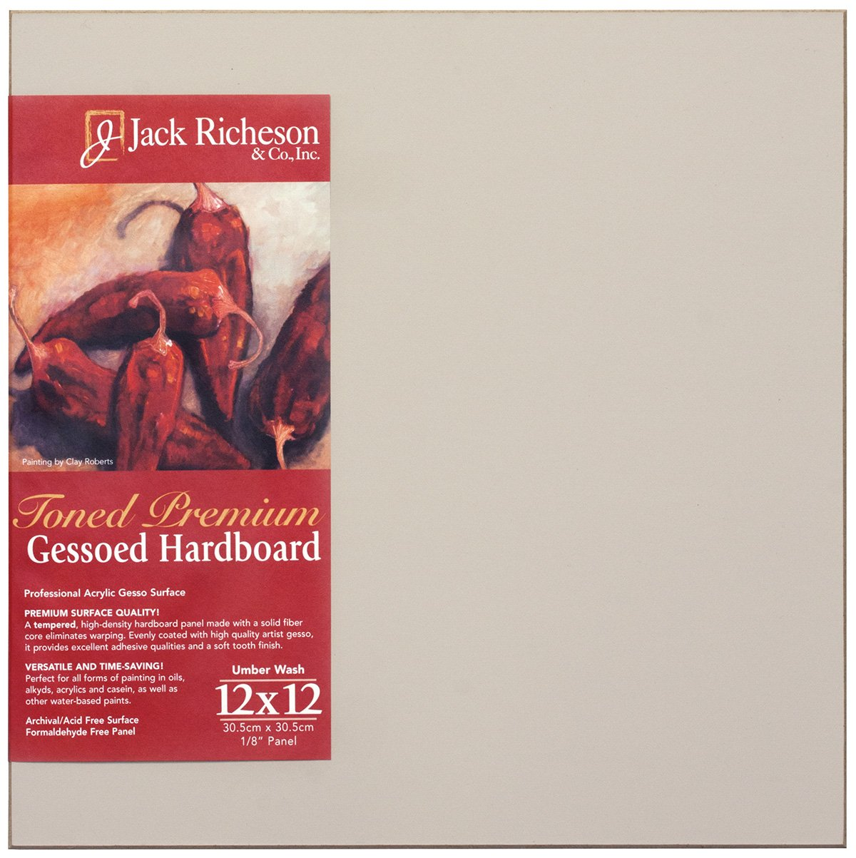 Jack Richeson 1711212 Richeson Umber Wash Toned