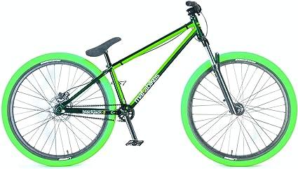 Mafiabike Blackjack D Completo BMX, verde: Amazon.es: Deportes y aire libre