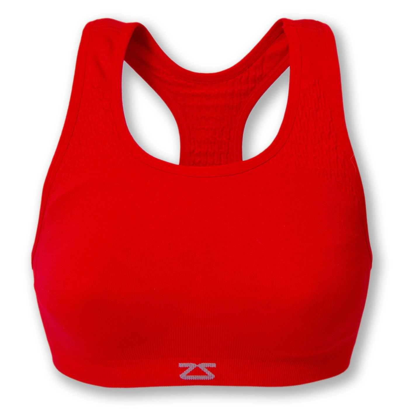 Zensah Women's Seamless Sports Bra, Womens, Seamless Bra