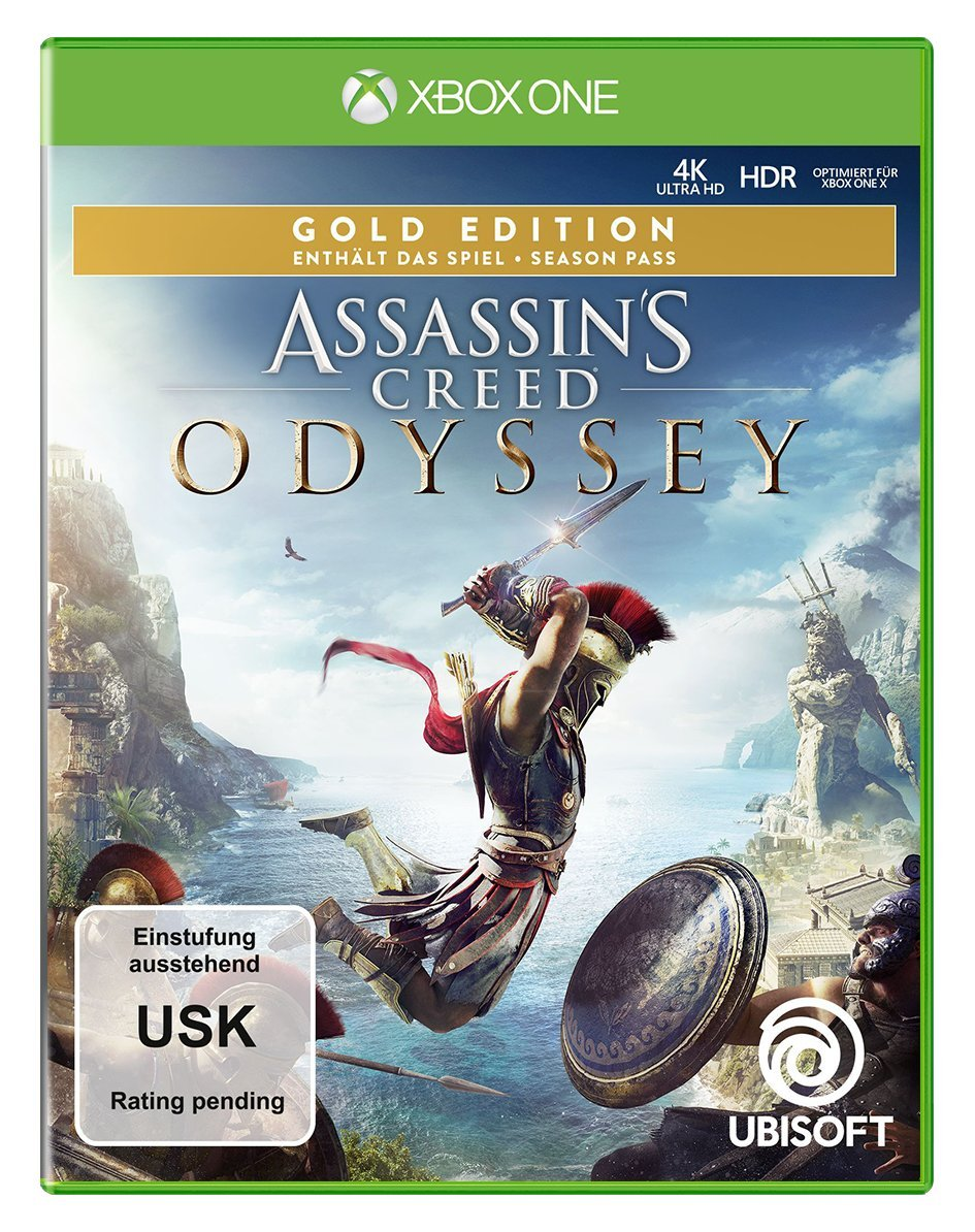 Assassin s Creed Odyssey Gold Edition inkl Season Pass [Xbox