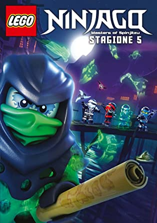 Amazon.com: Lego - Ninjago - Stagione 05: Michael Helmuth ...
