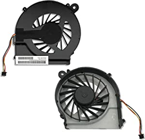TacPower HQMelectronicsparts Supplies for HP Pavilion G7-1320DX G7-1365DX G7-1326DX G7-1368DX Laptop CPU Cooling Fan