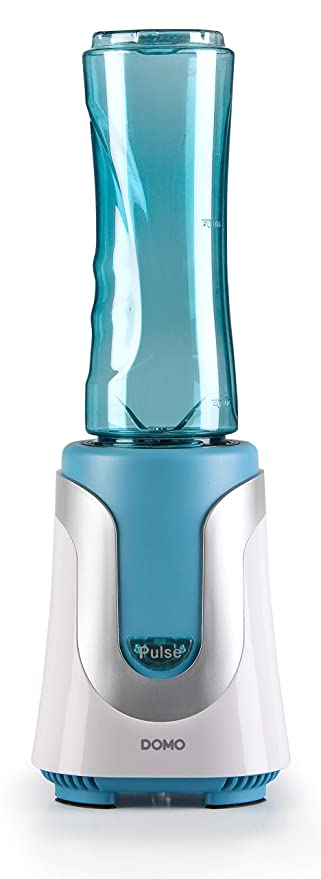 Domo DO481BL - Licuadora (0,6 L, Batidora de vaso, Azul, De ...