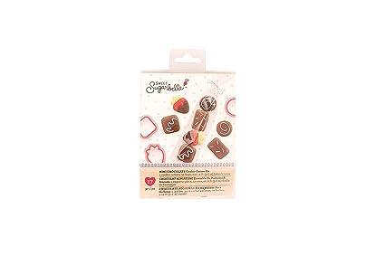 Amazon Com Sweet Sugarbelle 4 Piece Cookie Cutters Mini Chocolates
