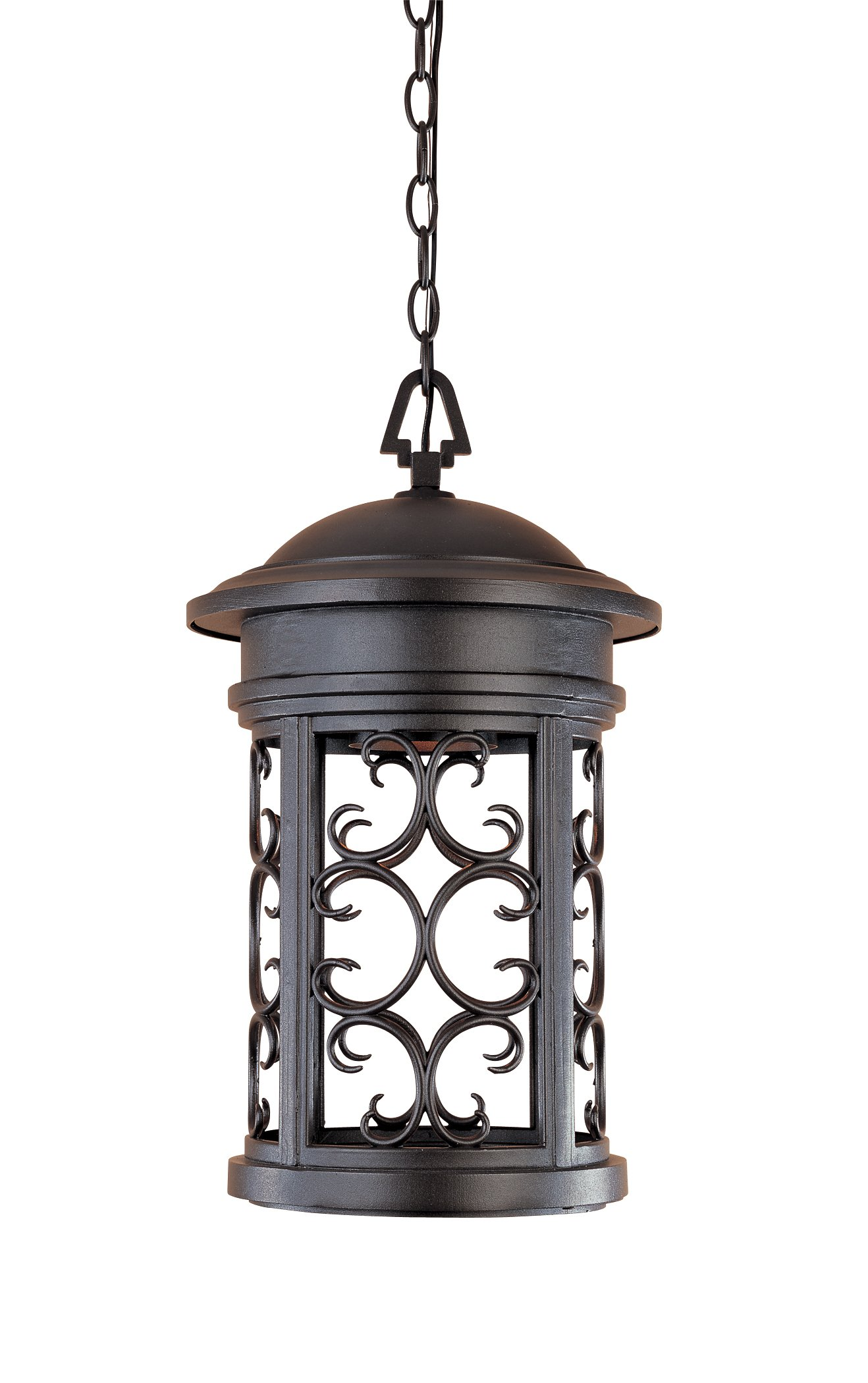 Designers Fountain 31134-ORB Ellington-DS Hanging Lanterns, Oil Rubbed Bronze by Designers Fountain