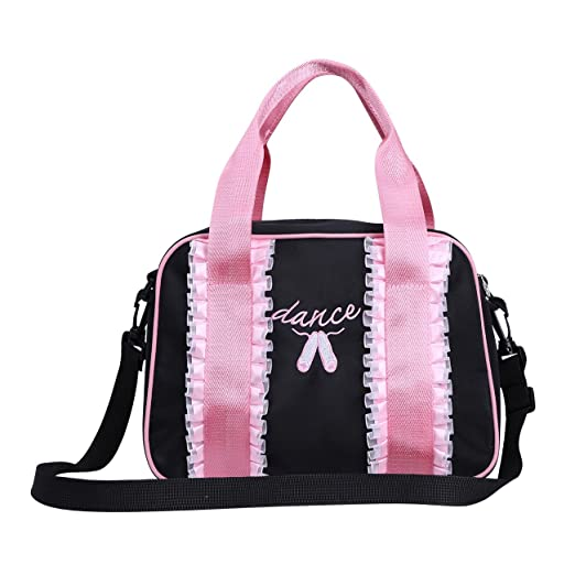 Amazon.com | CHICTRY Dance Ballet Duffle Bag for Little ...
