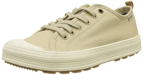 Sub Low Canvas, Zapatillas para Hombre, Verde (Olive Night/Mid Gum L86), 42 EU Palladium