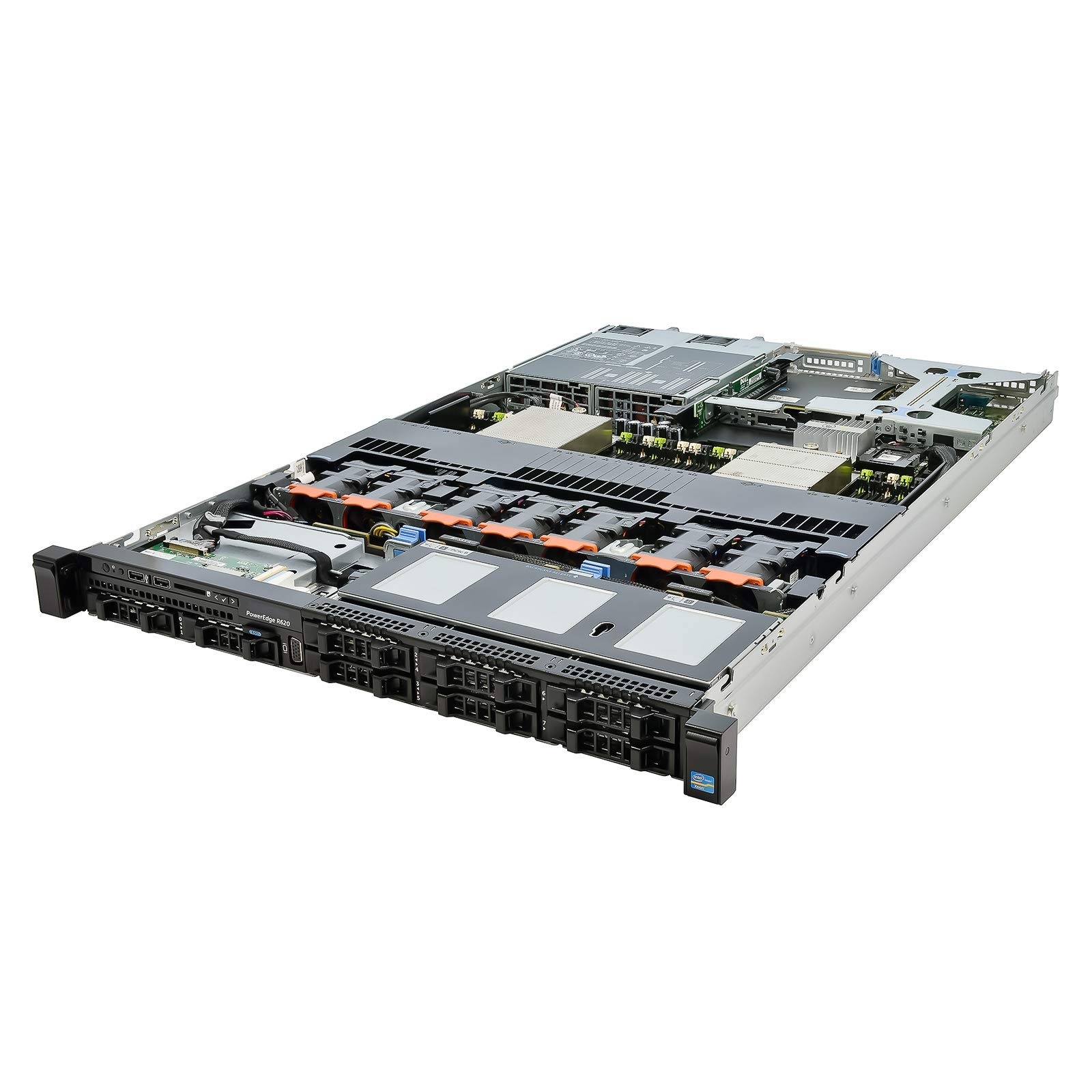 DELL PowerEdge R620 Server 2.90Ghz 16-Core 192GB 2X 512GB SSD 6X 1TB High-End (Certified Refurbished) by Dell (Image #4)