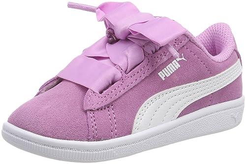 Puma Vikky AC Inf, Sneakers Basses bébé Fille