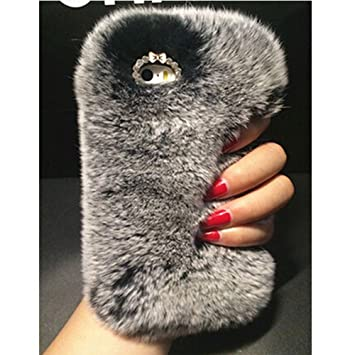 coque iphone 6 6s a poil